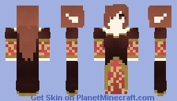 Remastered: The Elven Noblewomen Minecraft Skin