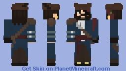 Captian VooDoo Murphy Minecraft Skin