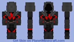 Request by GoldenJaffa Minecraft Skin