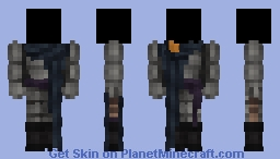 Armour Outfit - Not for use on MassiveCraft Minecraft