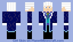 O.J Punctuel: Skin request for RideCounter Minecraft Skin