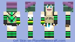 TCC-Chan Minecraft Skin