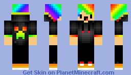 My Minecraft Skin. Minecraft Skin