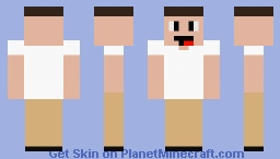 Derpy Joe Minecraft Skin