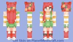 Citrus Minecraft Skin