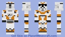 212th Clone Trooper Minecraft