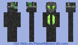 ThreeBerries' PVP Skin Minecraft Skin