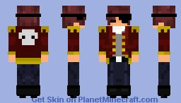 """Sleep with one eye ope- Oh wait.....   """"Pirate's Life"""" Skin Contest"""