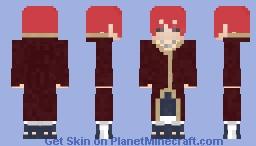 Sasori [Edo Tensei] Minecraft Skin