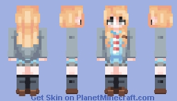 ☆ βενεℜℓγ ☆  Dreams~ ♥ Minecraft Skin