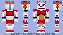 Circus Baby - Five Nights at Freddy's: Sister Location Minecraft