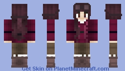 Pirate's Life Skin Contest Entry Minecraft Skin