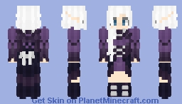 Purple Candy Lilliana [LOTC] Minecraft Skin