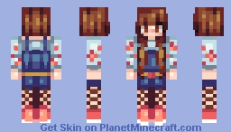 ★♠ค๒คภ๔๏ภ3๔гคเภ♠★ Summer Days Minecraft Skin
