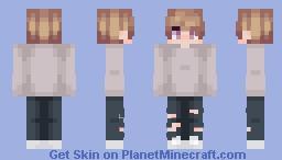 °Tell me Gently° Minecraft Skin