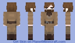 These.. are your first steps. (( Obi-Wan Kenobi )) Minecraft Skin