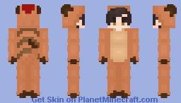 Timon Onesie Minecraft Skin