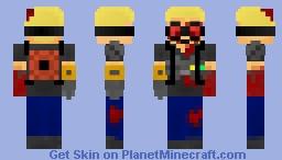 DRiveterGaming [Zombie Skin] Minecraft Skin