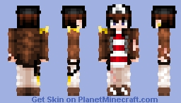 Capitan Gold Minecraft