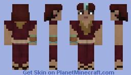 [LoTC] Harian Woman Minecraft Skin