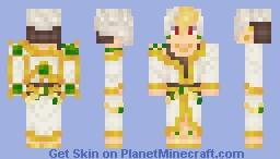 Arceus Gijinka Minecraft Skin