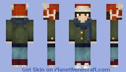 ArchWolfz (New Personal skin) Minecraft Skin