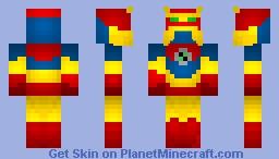 Bloxx - Ben 10 Omniverse Minecraft Skin