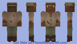 [LotC] Spice Farmer Minecraft Skin