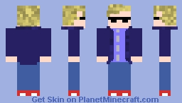 Nick Crompton-Team 10 Minecraft Skin