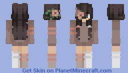 ಠ‿↼ Minecraft Skin