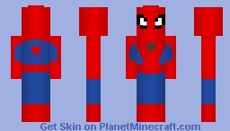 Amazing Spider-Man 2 Minecraft