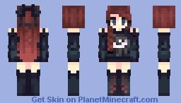 Tragedies Minecraft Skin