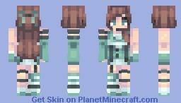 ☆彡Click Clack Minecraft Skin