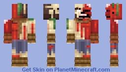 Keelhauled Minecraft Skin