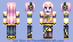 Luka V4X Minecraft Skin