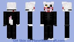 Mangle - FNaF 2 Minecraft Skin