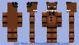 Unwithered Freddy Fazbear