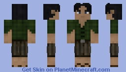 [LoTC] Elf Child Minecraft Skin