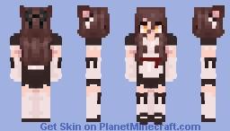 KEEKS ✧ QT Minecraft Skin