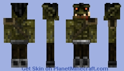 Orc [Re-upload of my old skins] Minecraft Skin