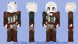 Isldar Triss Merigold Minecraft