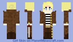 Pirate Captain Minecraft Skin