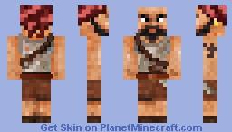 Rob the Pirate (contest) Minecraft Skin