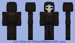 (20min) Plague Doctor Minecraft Skin