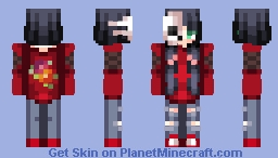 What you deserve - Reshade Entry Minecraft Skin