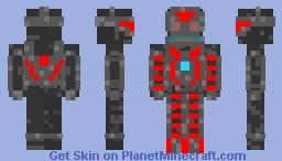 ROBOT OF DOOM Minecraft Skin