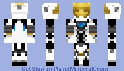"""Iron man Mark 39 """"Starboost' 2nd skin Minecraft Skin"""