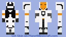 """Iron man Mark 39 """"Starboost"""" Minecraft Skin"""