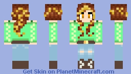 Kim (Emerald Secret) Minecraft