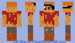 derpy da pirate Minecraft Skin